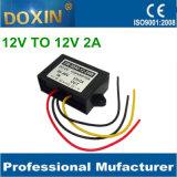 DC 8-40V to DC12V 2A Output DC/DC 24W Power Converter Regulator
