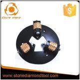 Diamond Bush Hammer Disc, Rollers Rotary Bush Hammer for Concrete