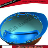 Motorcycle Safety Helmet Injection Mold Design