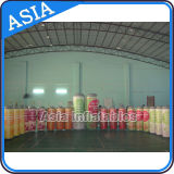 Inflatable Advertising Can, Inflatable Bottle for Advertising with Digital Printing