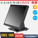 17 Inch LCD 5 Wire Resistive Touch Screen Monitor