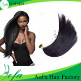 7A Brazilian I-Tip /U-Tip Hair Extension Virgin Remy Human Hair