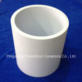 Chemshun High Alumina Ceramic Cylinder From Pipe Lining Supplier
