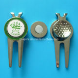 Golf Accessory Metal Golf Divot Tool