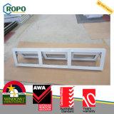 Plastic Top Hung Window, PVC Awning Windows