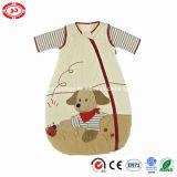 Baby Custom Plush Soft Sleeping Bag Dog Pattern Cotton Toy