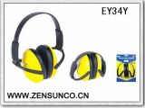 Earmuff Hearing Protection Acoustic Noise Reduction (EY34Y)