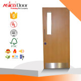 ANSI/ASTM UL 10 (C) Hotel Decorated Wooden Fire Door