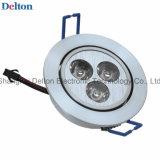 3W Flexible LED Ceiling Lamp (DT-TH-3F)