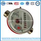 Water Meter Single Jet for Hot/Cold Water Meter Dry Types