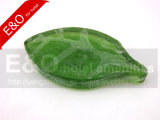 Green Leaf Transparent Wholesale Mini Custom Hotel Soap