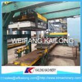 High Precision Automatic Vacuum Seal Molding Production Line for Foundry
