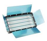 Hot Sale 4*36W/55W Tricolor Soft LED Tube Light