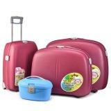 Cheap PP Travel Suitcase PP Luggage Set Hot Sale Dl403