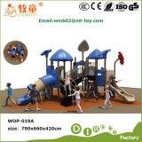 Russia Popular Children Outdoor Playground Slides