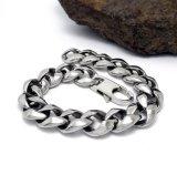 Silver Color Star Fashion Men & Women Bracelets Stainless Steel Jewelry
