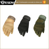Tactical Gear Full Finger Outdoor Sports Gloves Army Green Colors