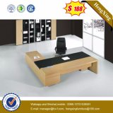 Light Oak Wooden Top Excutive Table Modern Office Furniture (HX-G0400)