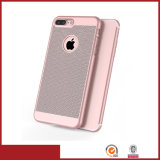 New Mesh Hole PC Phone Back Case for iPhone 6 / 7 Plus