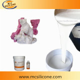 Silicone Rubber/White Silicone Rubber for Mold Casting/RTV-2