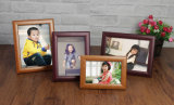 Best Selling B5 Wooden Photo Frame for Souvenir