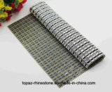 Hot Fix Crystal Sticker Heat Transfer Rhinestone Mesh (MESH-24*40cm)