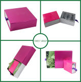 Top and Bottom Style Cardboard Paper Box with Logo Printing
