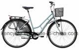 700c Nexus Inter 7 Speed Classical Girls Bike with Basket Dutch Oma Bike City Bike
