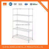 Multi-Layer Chrome Plating Wire Shelf