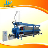 Membrane Filter Press Machine for Solid-Liquid Separation with Secondary Pressing