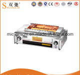 Auto Gas BBQ Grill LPG Smokeless Charbroiler Oven Barbecue