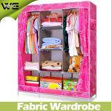 Multilayer Bear Heavy Items Designer Fabric Bedroom Wardrobe
