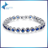 China Supplier Jewelry Blue Zircon Fashion Bracelets
