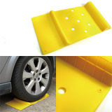 Yellow Relaxdays Car Parking and Positioning Mat