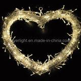 LED Heart Design Sparkle Heart Lights Wedding Decoration
