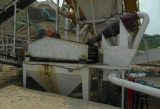 Sand Recovery Machine System