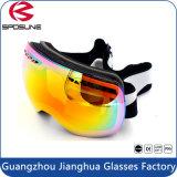 Dual Layer Spherical Snow Goggles 100% UV Protective Anti Fog Snowboarding Ski Goggles