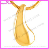 Jewelry Keepsakes Polished Waterdrop Pendant Ijd9697