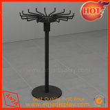 Retail Clothes Hangers Stand Stainless Steel Display Rack for Shop