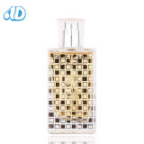Ad-P237 Square Spray Glass Perfume Bottle