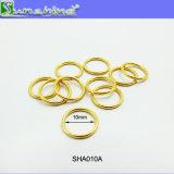 Gold Bra Strap Accessories Ring Slider Hook