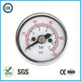 002 Mini Pressure Gauge Pressure Gas or Liqulid