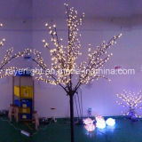 LED Light Tree Christmas LED House Cherry Tree Lights From Factory