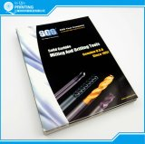 Professional Commercial Perfect Binding Catalogue Printing
