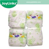 Disposable Baby Diapers Soft Backsheet and Stretchy Waistband Diaper OEM