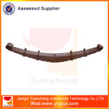 for Nissan Truck Single Point Suspension Leaf Spring for Bogie Axle