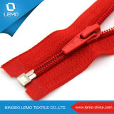 3# Colorful Nylon Zipper with Mixed Slider