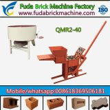Manual Clay Lego Interlocking Brick Making Machine, Small Size Lego Block Machine