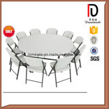 Hot Sale Cheap Price Plastic Outdoor Folding Picnic Table (BRP109)