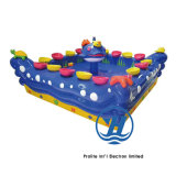 Funny Playground Amusement Equipment Fishing Pool with New Design (ZJ-OF-05)